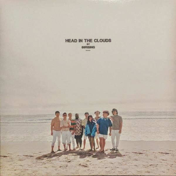 88RISING Head In The Clouds 2LP