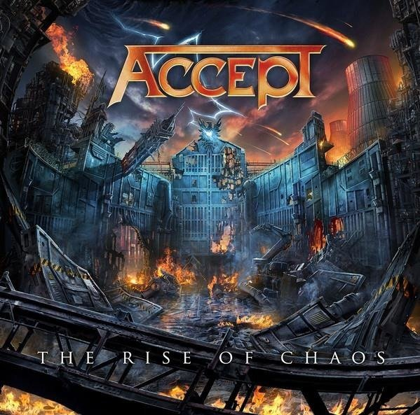 ACCEPT The Rise Of Chaos 2LP