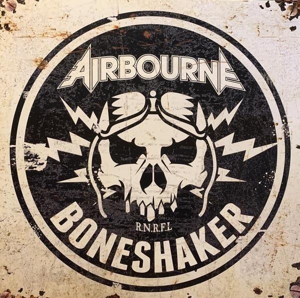 AIRBOURNE Boneshaker LP