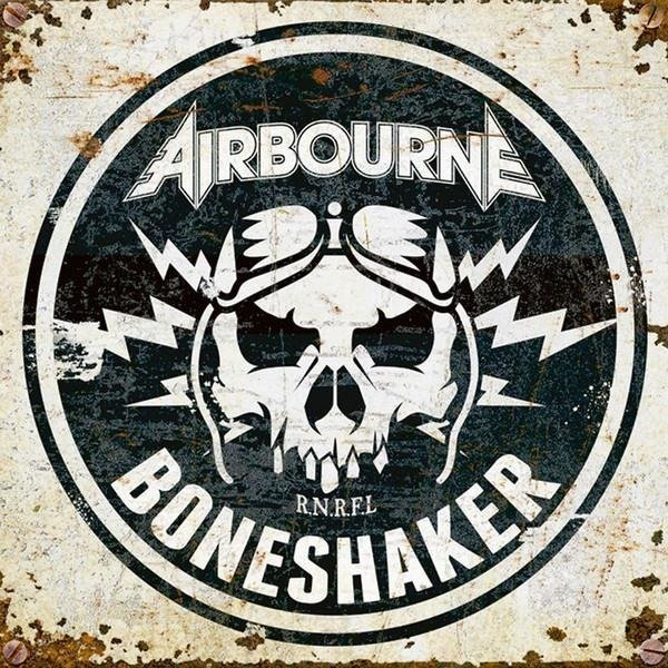 AIRBOURNE Boneshaker LTD LP