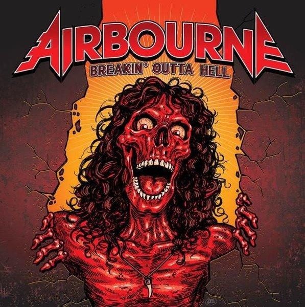 AIRBOURNE Breakin' Outta Hell LP