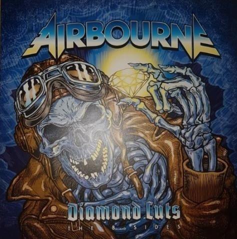 AIRBOURNE Diamond Cuts - The B-Sides LP