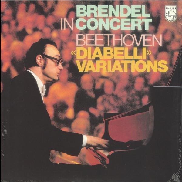 ALFRED BRENDEL Beethoven Diabelli Variations LP