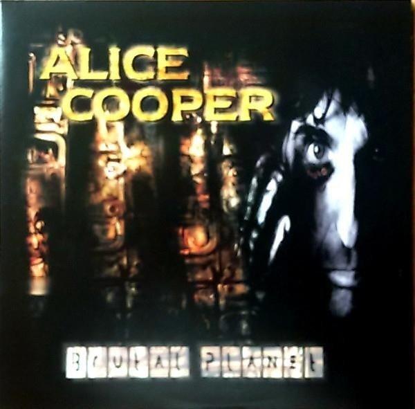 ALICE COOPER Brutal Planet LP