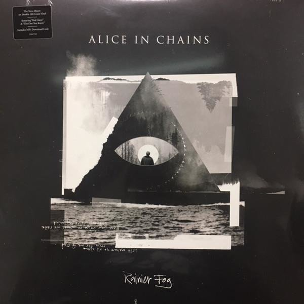 ALICE IN CHAINS Rainier Fog 2LP