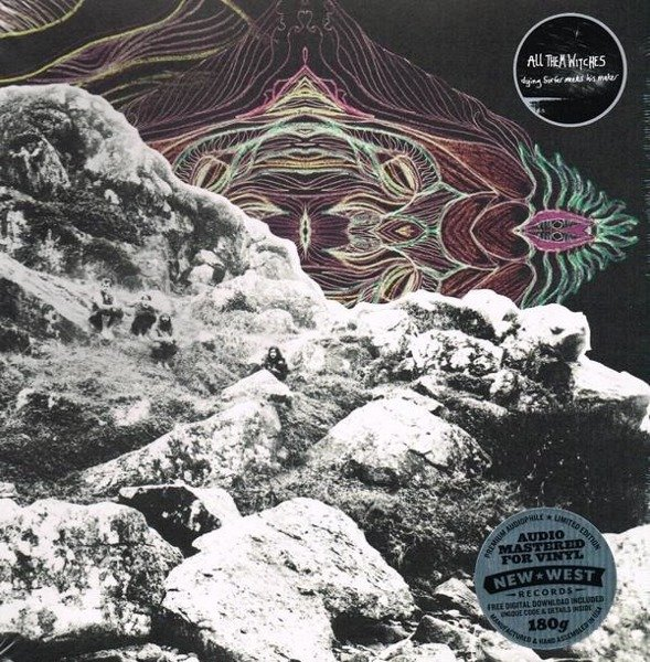 ALL THEM WITCHES Dying Surfer Meets His Maker LP