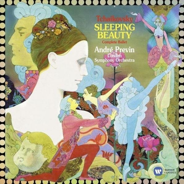 ANDRE PREVIN Tchaikovsky: The Sleeping Beauty 3LP