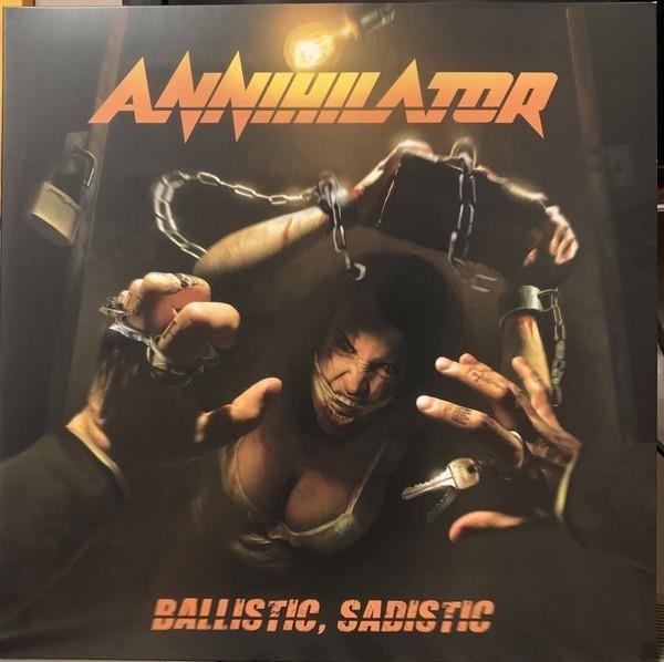 ANNIHILATOR Ballistic, Sadistic LP