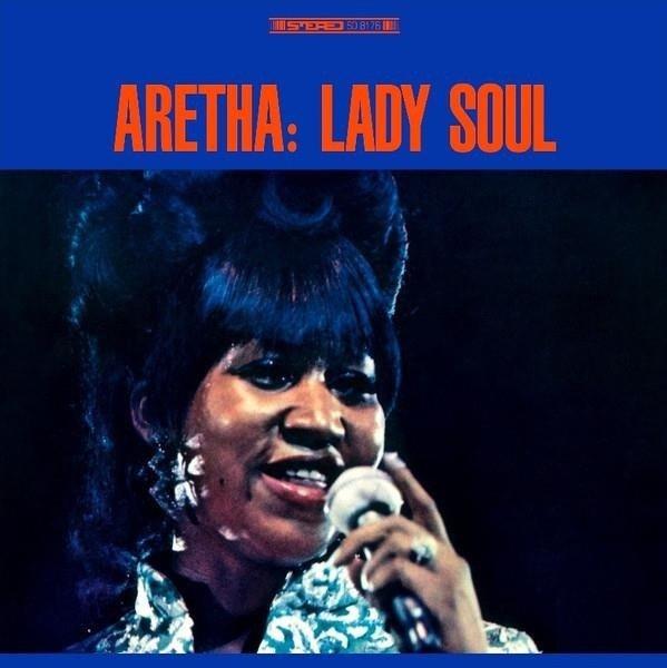 ARETHA FRANKLIN Lady Soul LP
