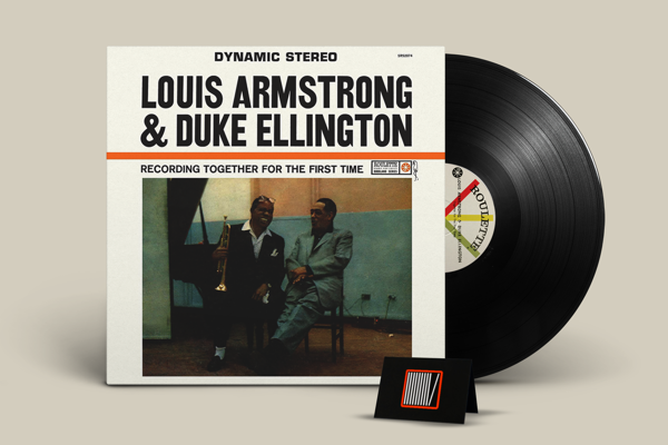 ARMSTRONG, L. & D. ELLINGTON Together For The First Time LP