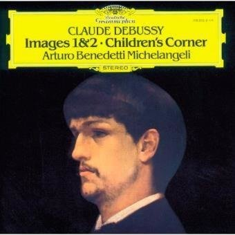 ARTURO BENEDETTI MICHELANGELI Debussy Images LP