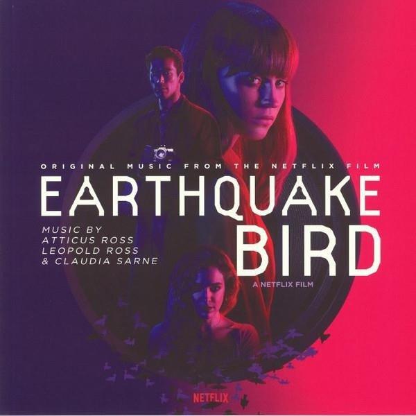 ATTICUS ROSS LEOPOLD ROSS & CLAUDIA SARNE Earthquake Bird OST LP