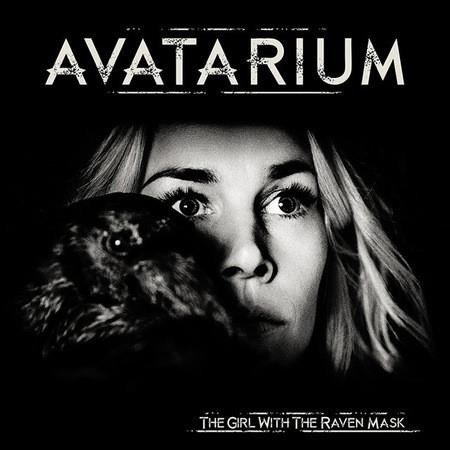 AVATARIUM The Girl With The Raven Mask 2LP