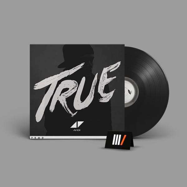 AVICII True LP
