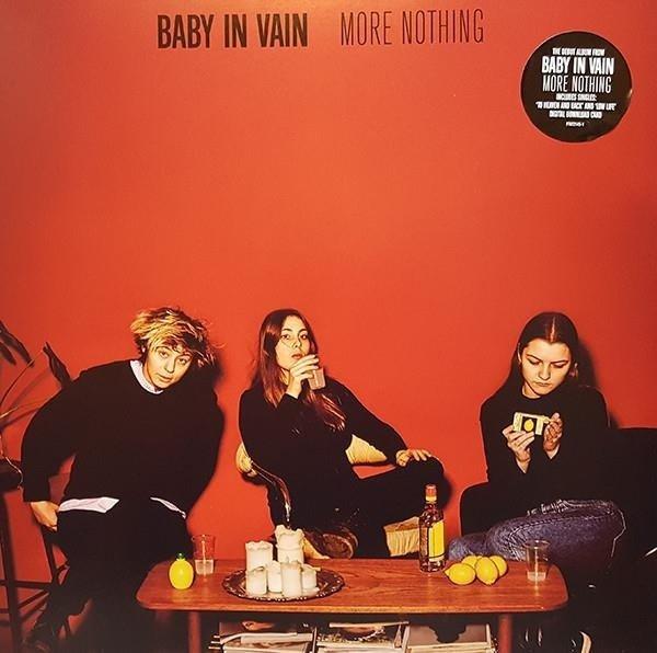 BABY IN VAIN More Nothing LP