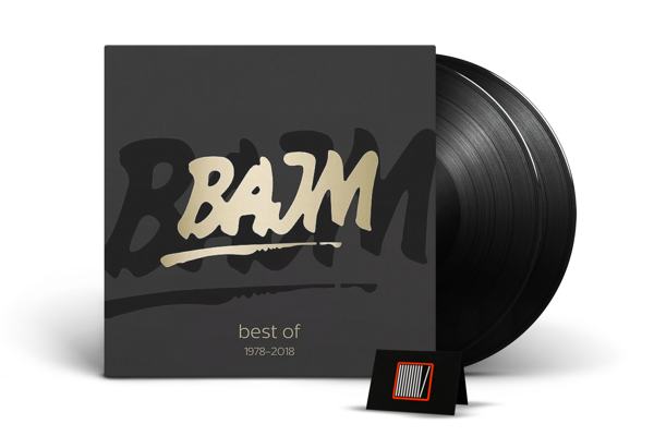 BAJM Best Of 1978-2018 2LP