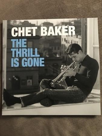 BAKER, CHET The Thrill Is Gone 2LP