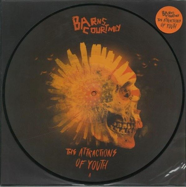 BARNS COURTNEY The Attractions Of Youth LP