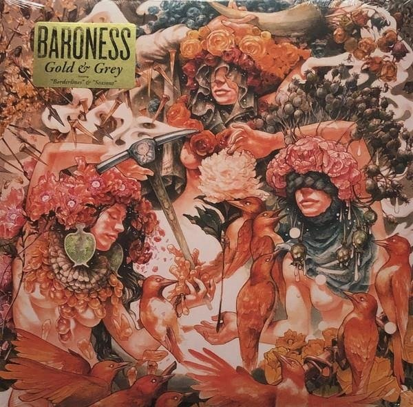 BARONESS Gold & Grey 2LP