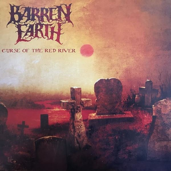 BARREN EARTH The Curse Of The Red River LP