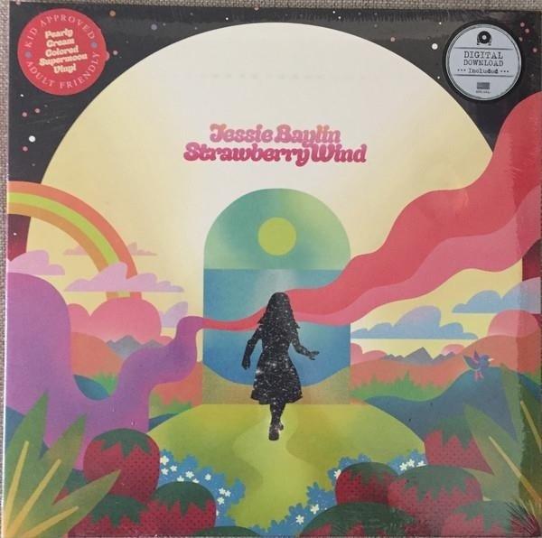 BAYLIN, JESSIE Strawberry Wind LP