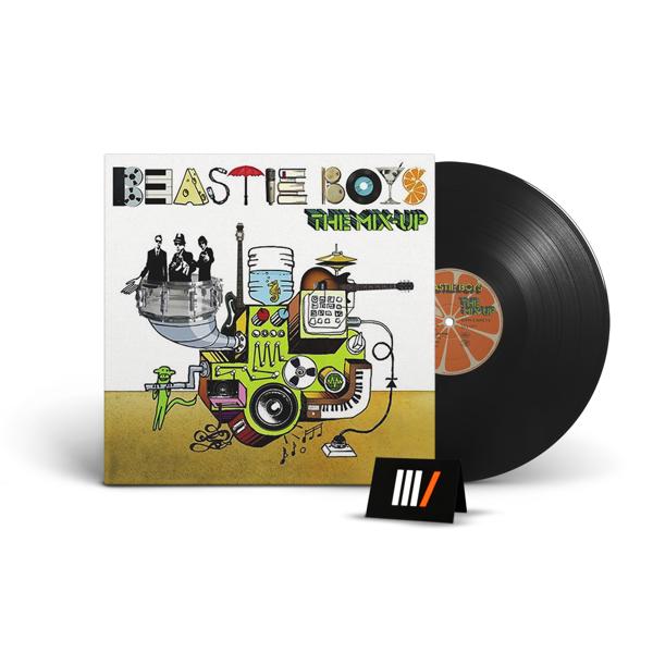 BEASTIE BOYS The Mix Up LP