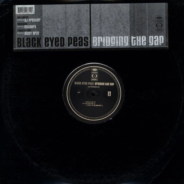 BLACK EYED PEAS Bridging The Gap LTD 2LP