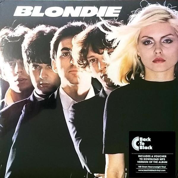 BLONDIE Blondie LP