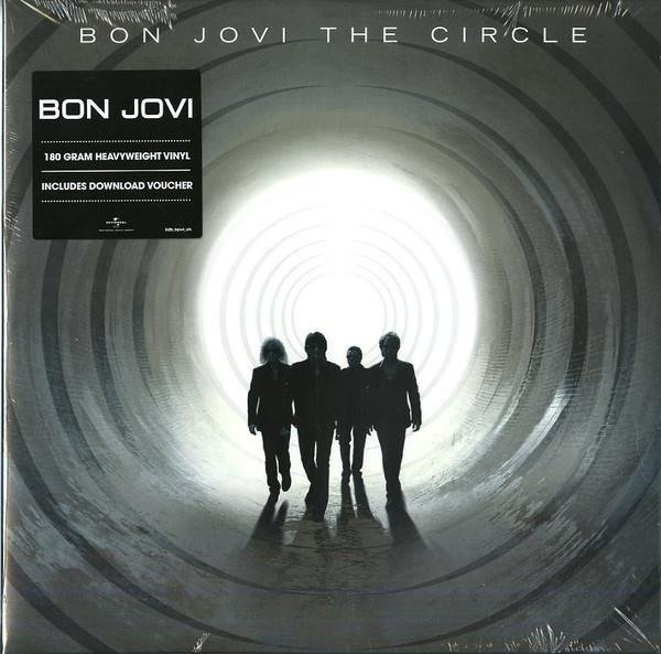 BON JOVI The Circle  2LP
