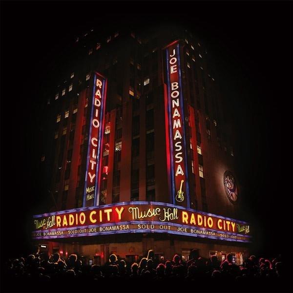 BONAMASSA, JOE Live At Radio City Music Hall 2LP