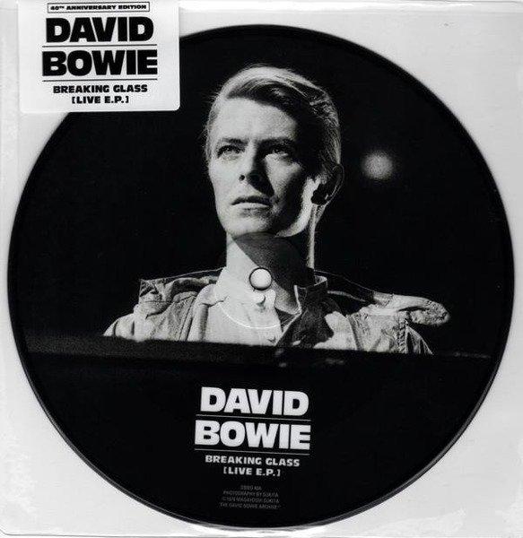 BOWIE, DAVID Breaking Glass E.P. (SINGLE Vinyl) VINYL SINGLE