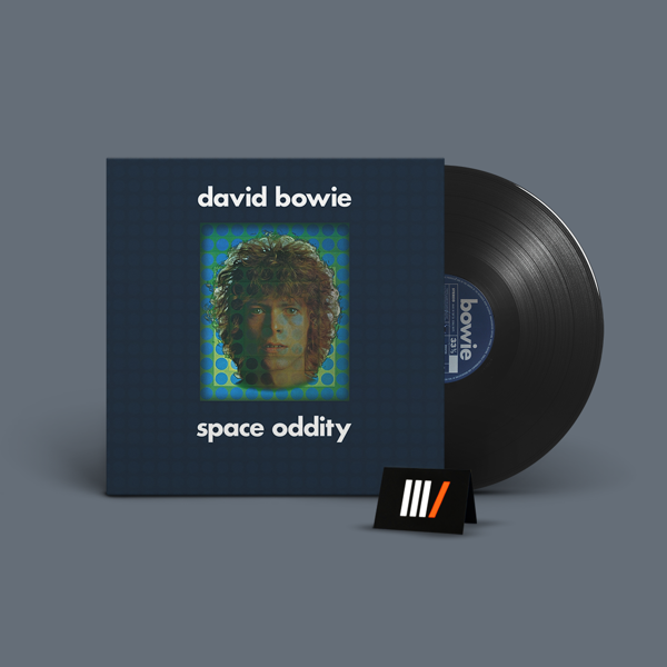 BOWIE, DAVID Space Oddity (TONY Visconti 2019 Mix) LP