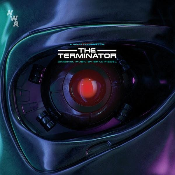BRAD FIEDEL Terminator 2LP