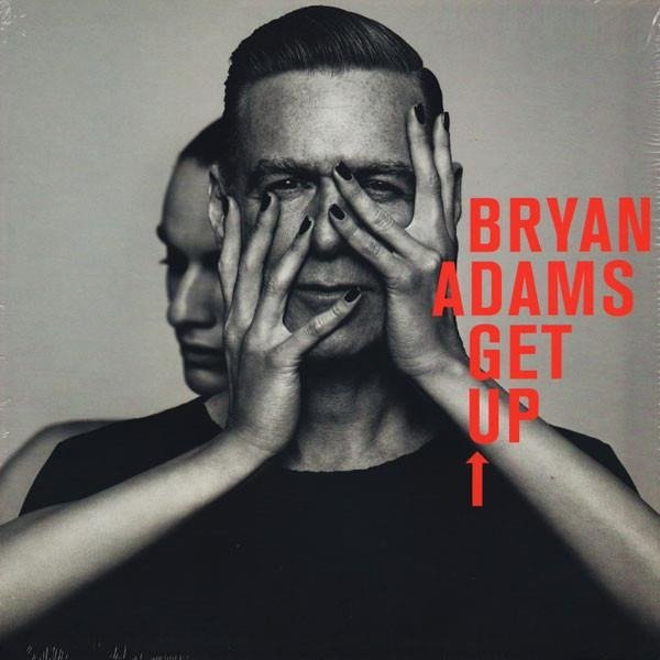 BRYAN ADAMS Get Up LP