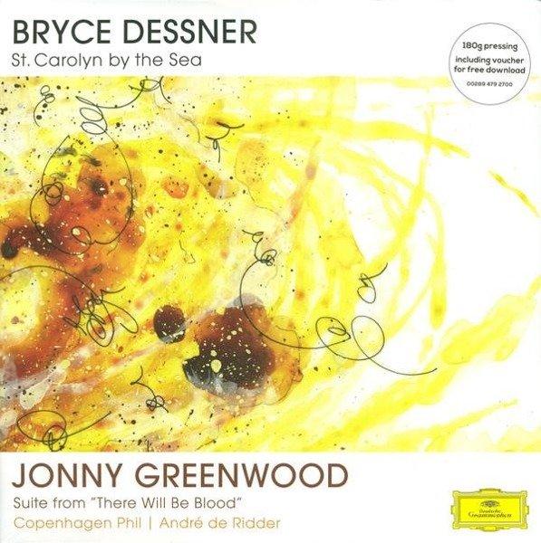 BRYCE DESSNER & JOHN GREENWOOD St. Carylony By The Sea 2LP