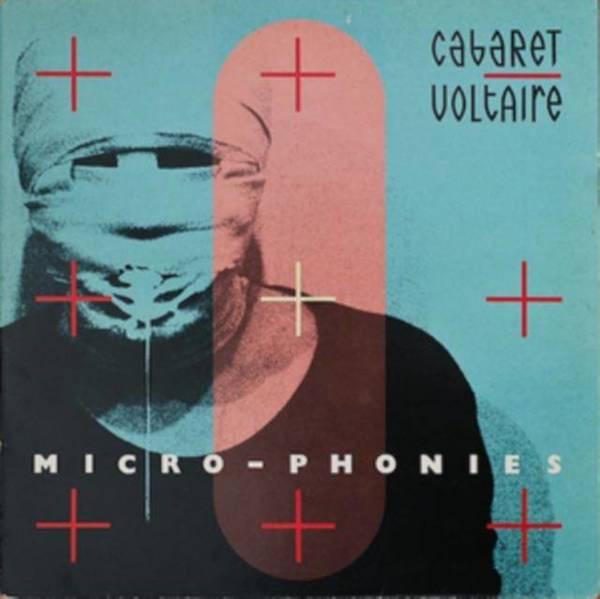CABARET VOLTAIRE Micro-phonies LP
