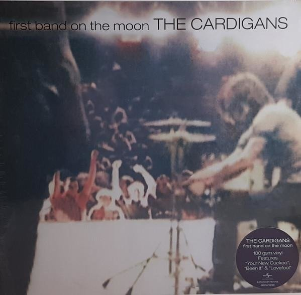 CARDIGANS First Band On The Moon LP