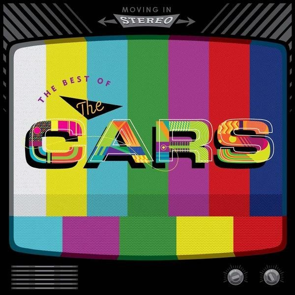 CARS Moving In Stereo: The Best Of The Cars 2LP