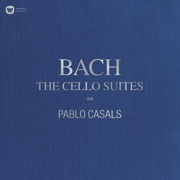 CASALS, PABLO Bach: The Cello Suites 3LP