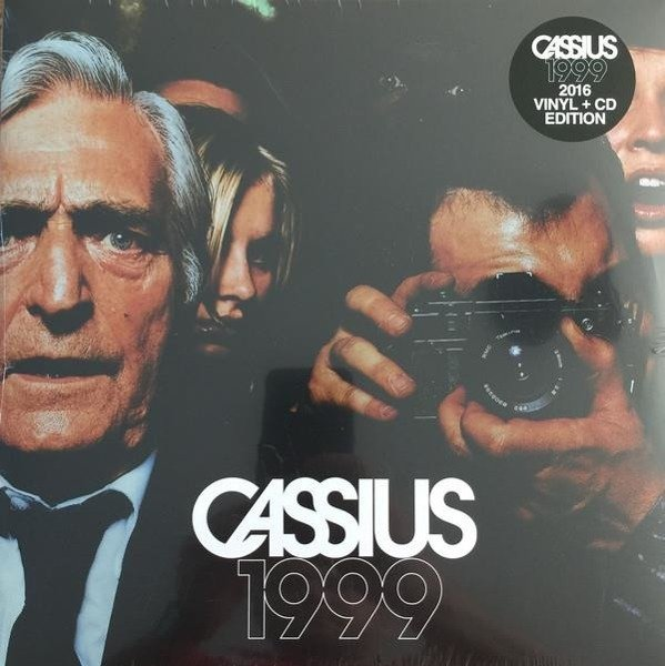CASSIUS 1999 2LP+CD