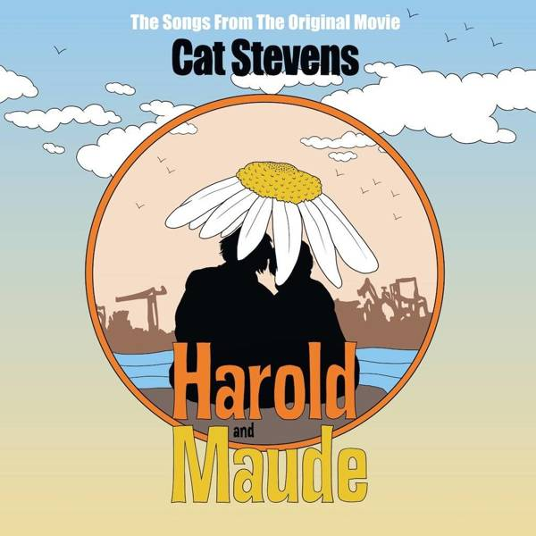 CAT STEVENS Harold & Maude RSD OST YELLOW