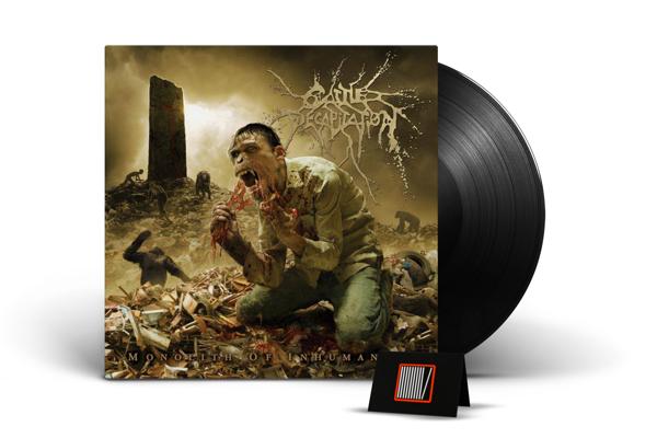 CATTLE DECAPITATION Monolith Of Inhumanity LP