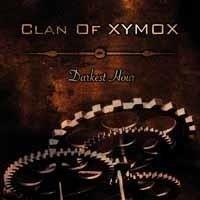 CLAN OF XYMOX Darkest Hour (CLEAR Vinyl) LP