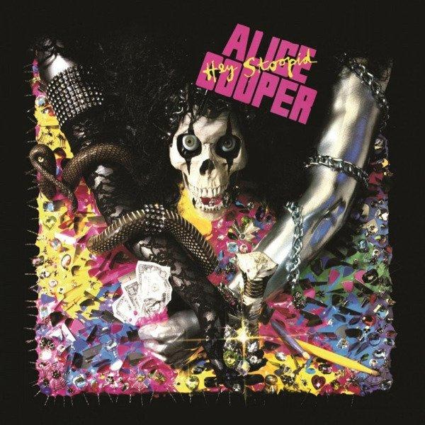 COOPER, ALICE Hey Stoopid LP Coloured