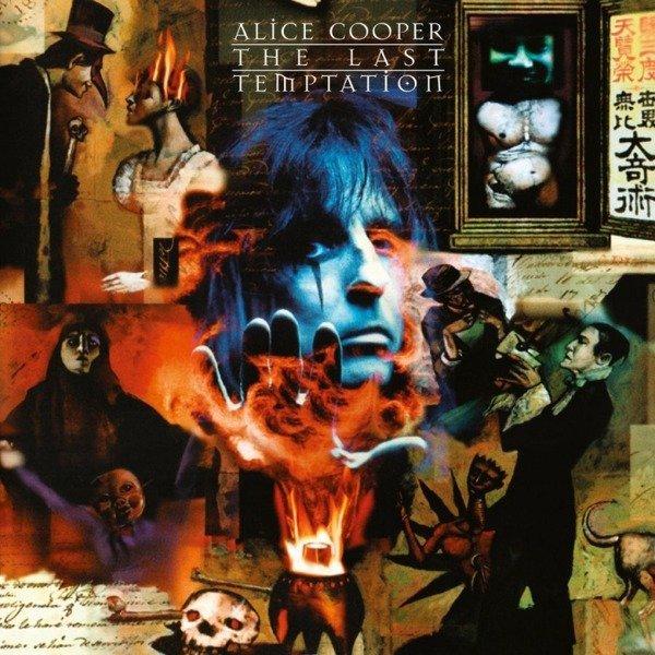 COOPER, ALICE Last Temptation LP
