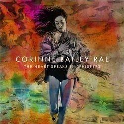CORINNE BAILEY RAE The Heart Speaks In Whispers  2LP