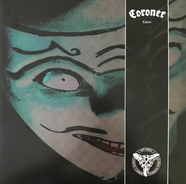 CORONER Grin (2018 - Remaster) 2LP