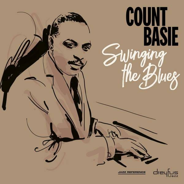COUNT BASIE Swinging The Blues LP