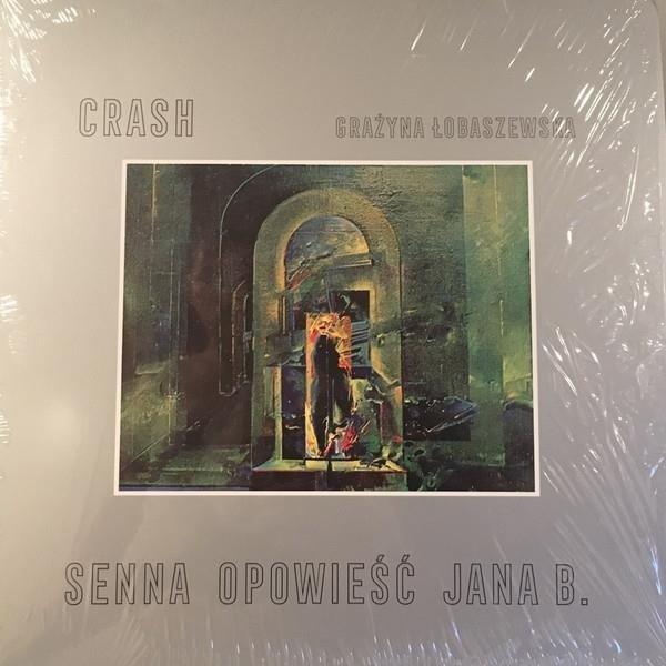 CRASH Senna Opowiesc Jana B. LP