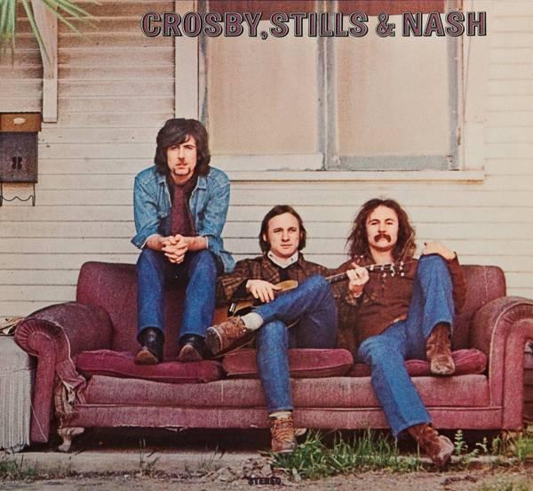 CROSBY, STILLS & NASH Crosby, Stills & Nash LP